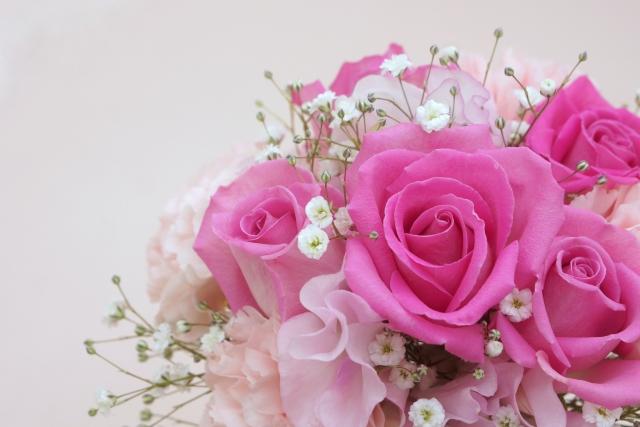 お祝いのお花を贈る相場(ご予算)とタイミング