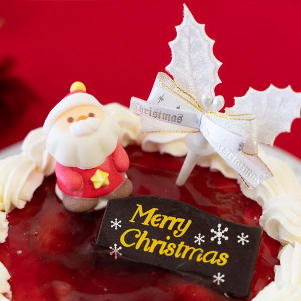 クリスマスを盛り上げる飾り付け