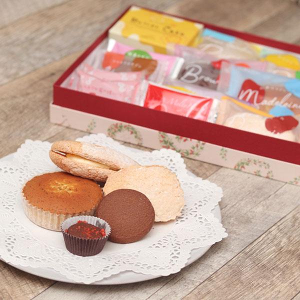可愛らしい焼菓子の贈り物|花キューピットのクリスマスプレゼント特集2019