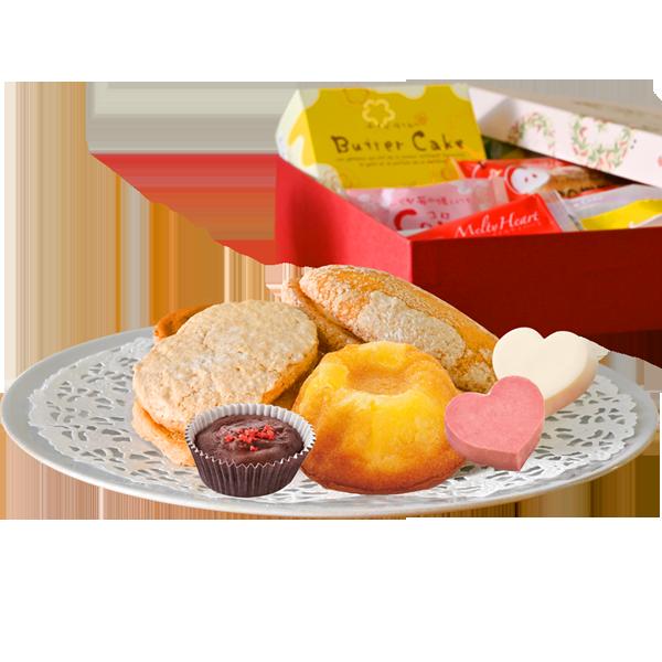 【シュシュ】 ガトー・ド・ボヤージュ 10種12個入|花キューピットのクリスマスにおすすめ!人気のプレゼント特集 2020