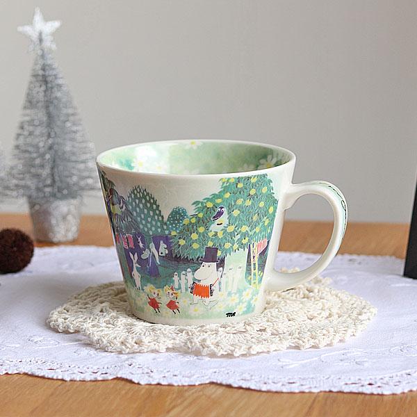 女性に人気なムーミンのマグ|花キューピットのクリスマスプレゼント特集2019