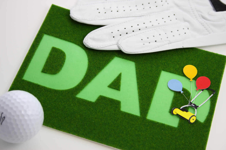 週末ゴルフ族のお父さんには、ゴルフ用品が鉄板ギフト
