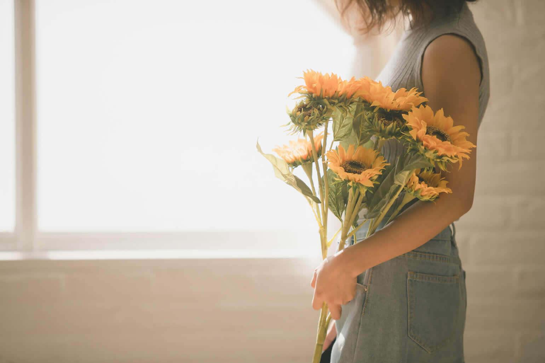 アレンジいろいろ!父の日に人気の花・ひまわりの飾り方