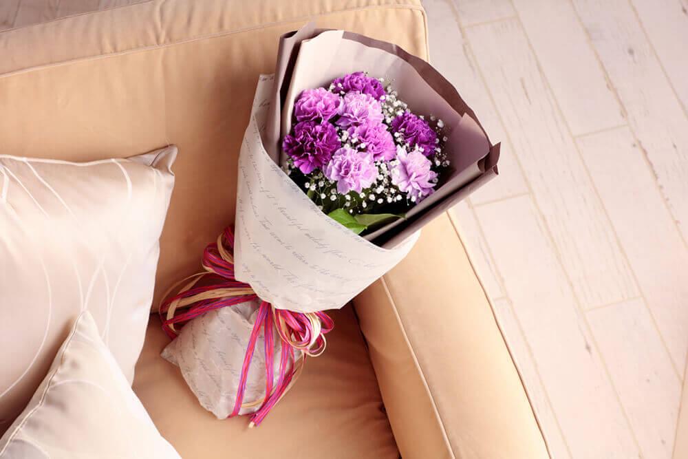 母の日ギフトにぴったり! 母の日のプレゼントにぴったり! 花キューピットのムーンダスト