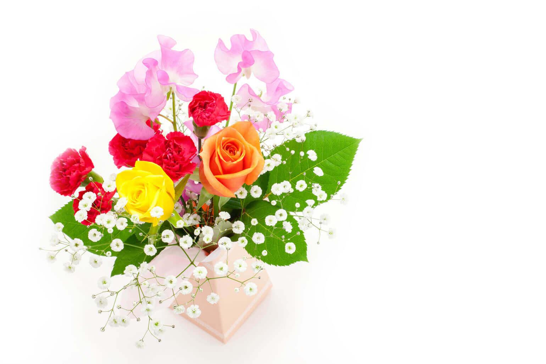 どんな効果がある? お花を飾るメリット