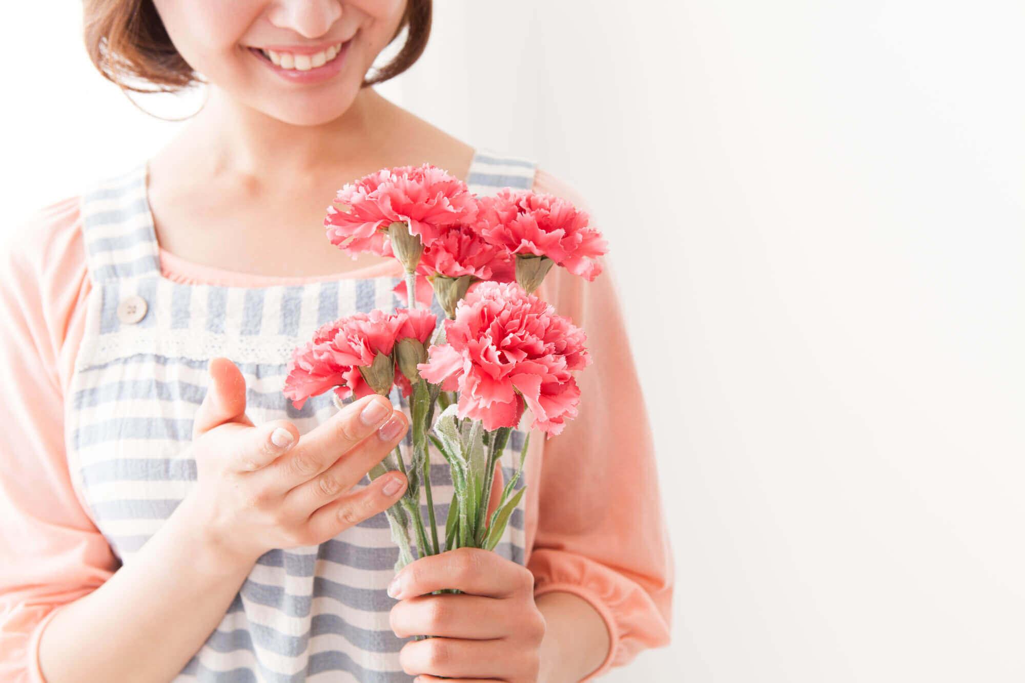 日本の「母の日」の由来