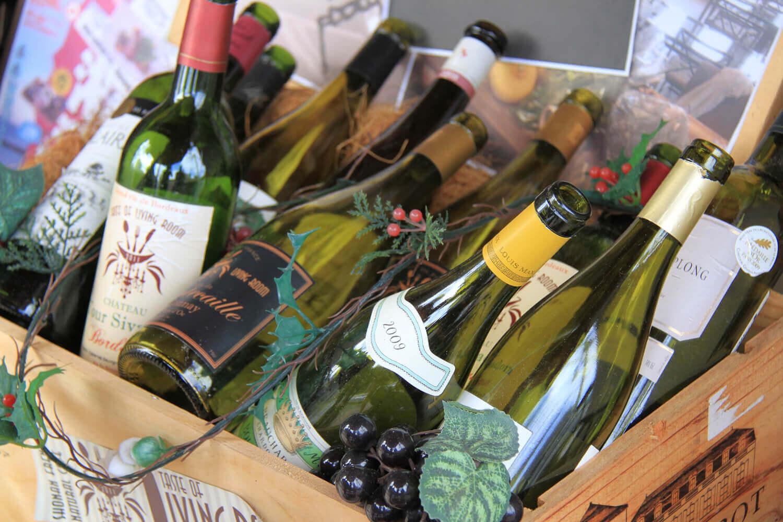 ワインボトルの活用方法