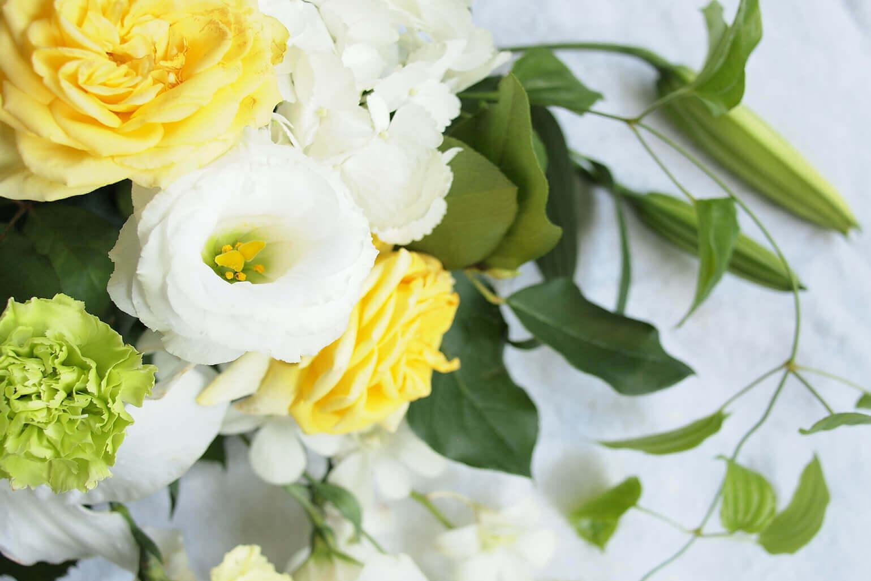 母の日には、センスが光る特別なカーネーションの花束を