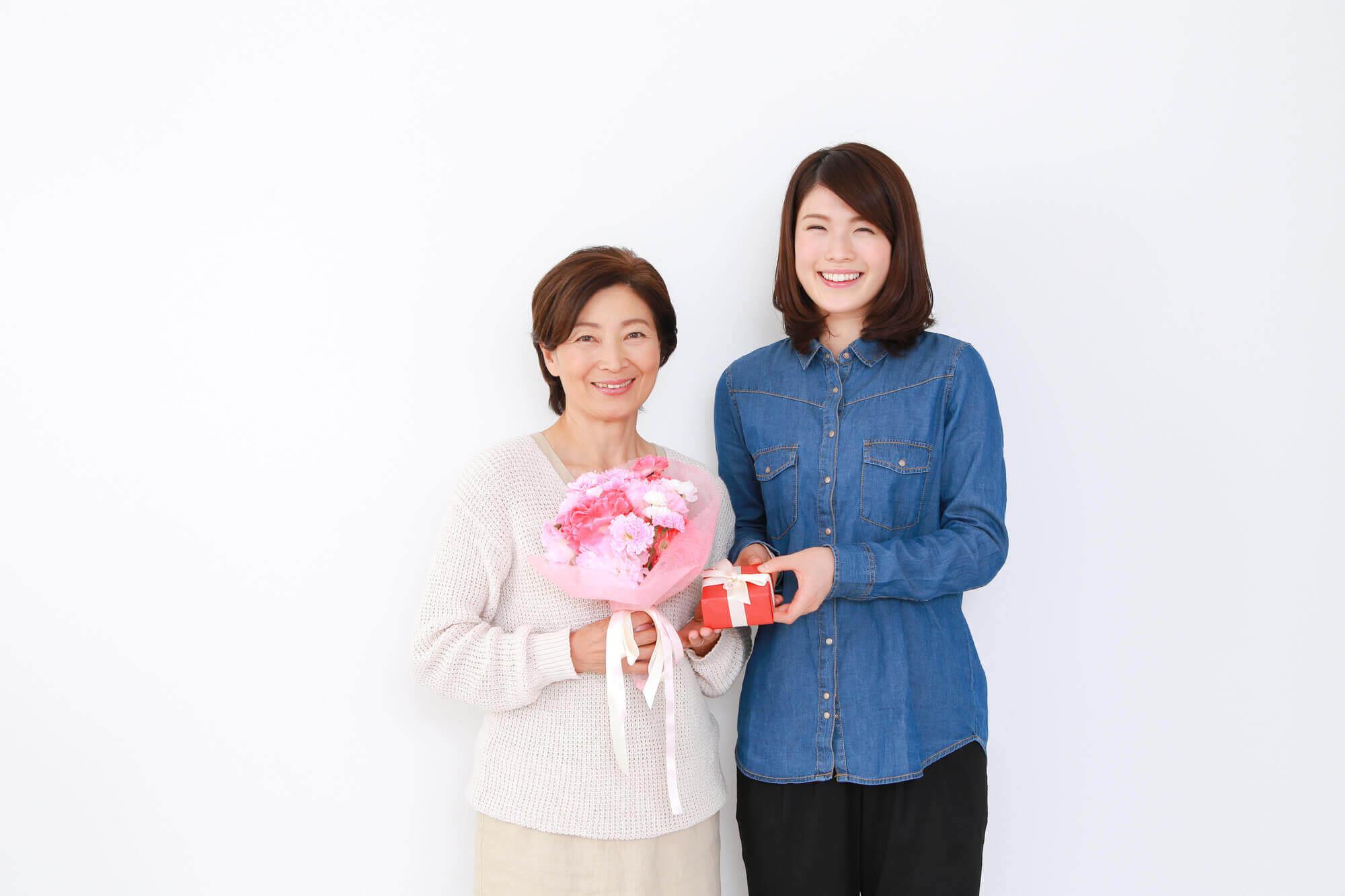 お義母さんへのプレゼント|母の日 コラム
